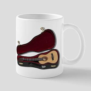 Guitar And Case Mug
