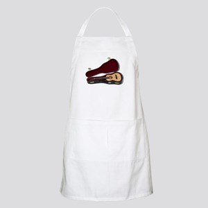Guitar And Case Apron