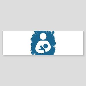 Sentient Baby Sticker (Bumper)