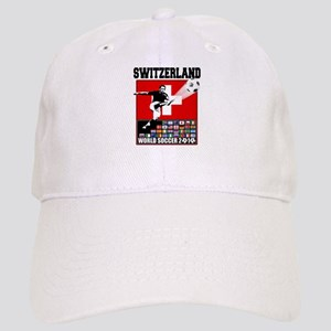 Switzerland World Soccer Cap