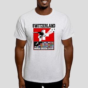 Switzerland World Soccer Light T-Shirt