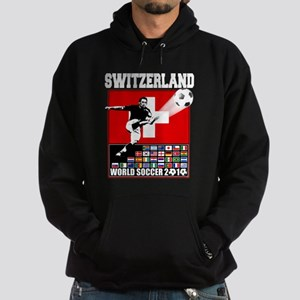 Switzerland World Soccer Hoodie (dark)