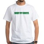 Body by Grass T-Shirt (white)