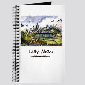 LOL Lally-Notes I Journal