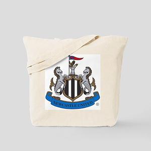 Newcastle United FC Crest Tote Bag