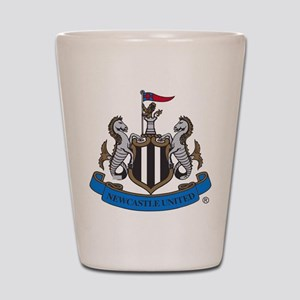 Newcastle United FC Crest Shot Glass
