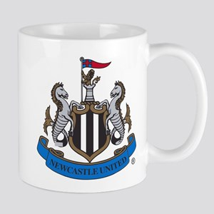Newcastle United FC Crest Mugs