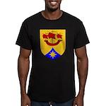 Dauid's Men's Fitted T-Shirt (dark)