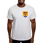 Dauid / Outlands Badge Light T-Shirt