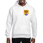 Dauid / Outlands Badge Hooded Sweatshirt