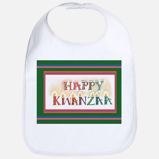 Kwanzaa Bib