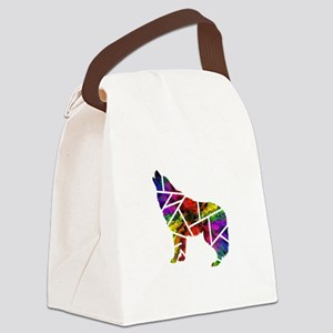 COLORS RELEASED Canvas Lunch Bag