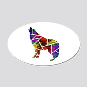 COLORS RELEASED Wall Decal