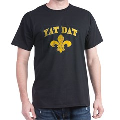 Cajun French Who Dat T-Shirt