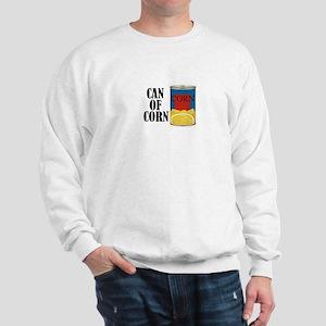 Can of Corn Sweatshirt