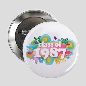"""Class of 1987 2.25"""" Button"""