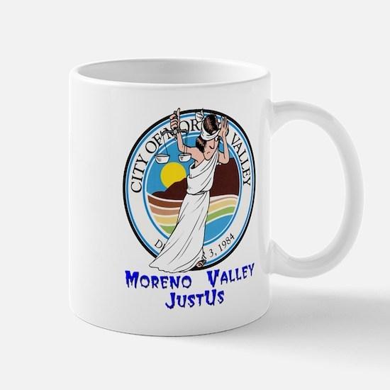 Moreno Valley JustUs Mug