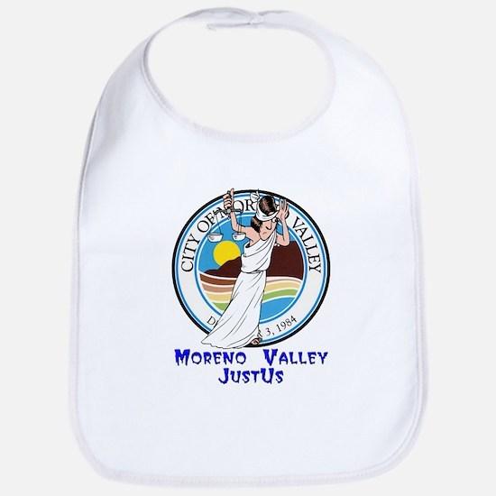 Moreno Valley JustUs Bib