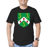 Seoan's Men's Fitted T-Shirt (dark)
