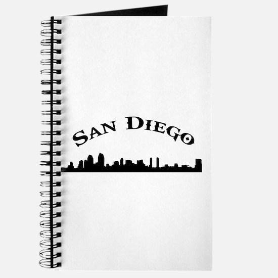 Funny San diego Journal