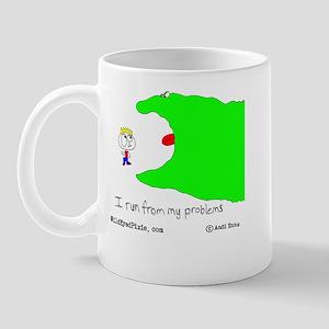 Wild Eyed Pixie - MyProblems Mug