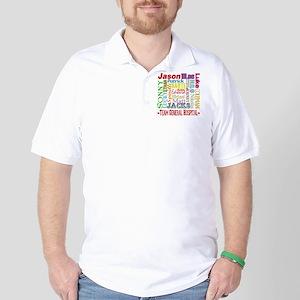 Team General Hospital Golf Shirt
