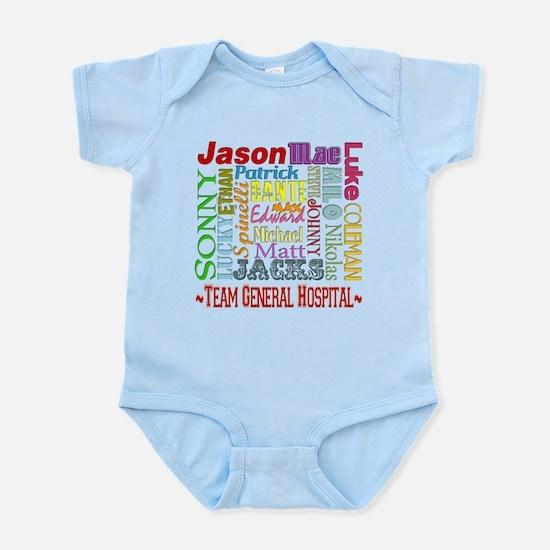 Team General Hospital Infant Bodysuit