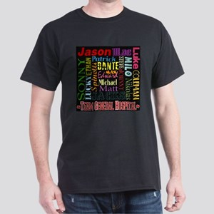 Team General Hospital Dark T-Shirt