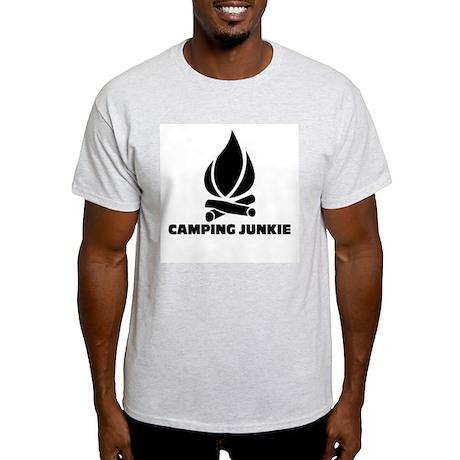 Camping Junkie Light T-Shirt