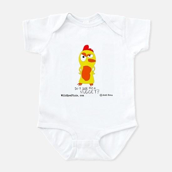 WildEyedPixie Nugget Infant Bodysuit