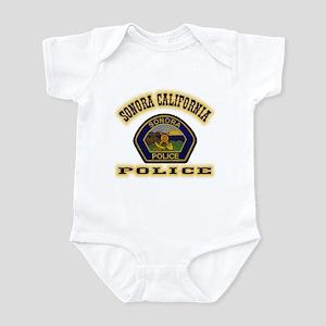 Sonora California Police Infant Bodysuit