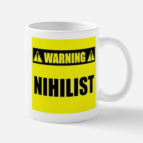 WARNING: Nihilist Mug