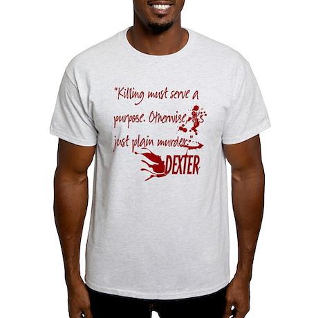 Dexter Murder Light T-Shirt