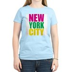 New York City Women's Light T-Shirt