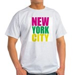 New York City Light T-Shirt