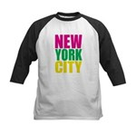 New York City Kids Baseball Jersey