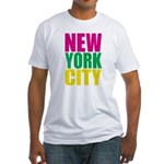 New York City Fitted T-Shirt