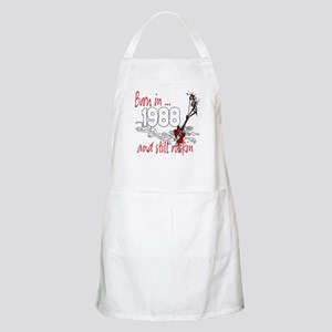 Born in 1988 Apron