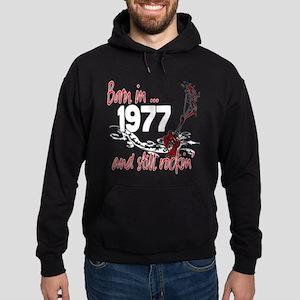 Born in 1978 Hoodie (dark)