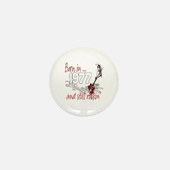 Born in 1978 Mini Button