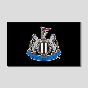 Newcastle United Fullbleed Car Magnet 20 x 12