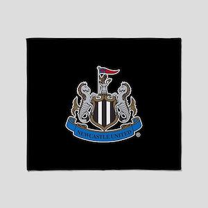 Newcastle United Fullbleed Throw Blanket