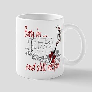 Born in 1972 Mug