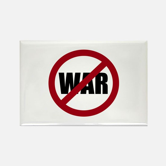 No War Rectangle Magnet