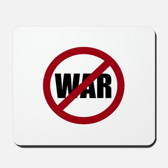 No War Mousepad