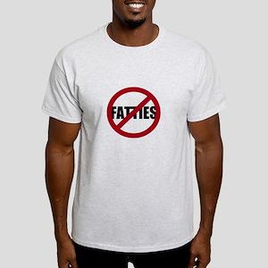 No Fatties Light T-Shirt