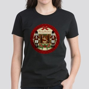 Red Nutcracker Ballerina T-Shirt