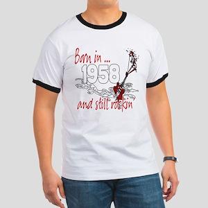 Born in 1958 Ringer T