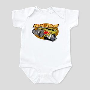Hot Rod Infant Bodysuit