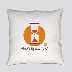 It's Special Time Everyday Pillow
